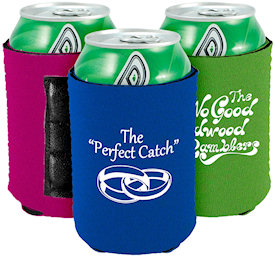 Neoprene Magnetic Can Holders | Custom Koozies | Cheap Personalized ...
